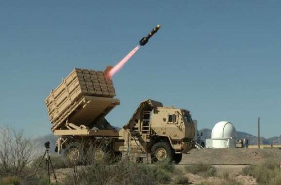 missile defence system
