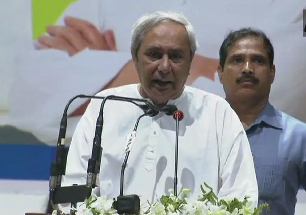 Odisha CM Patnaik