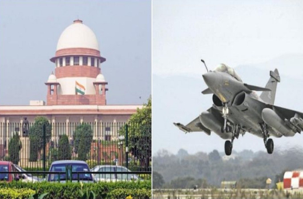 Supreme Court- Rafale deal