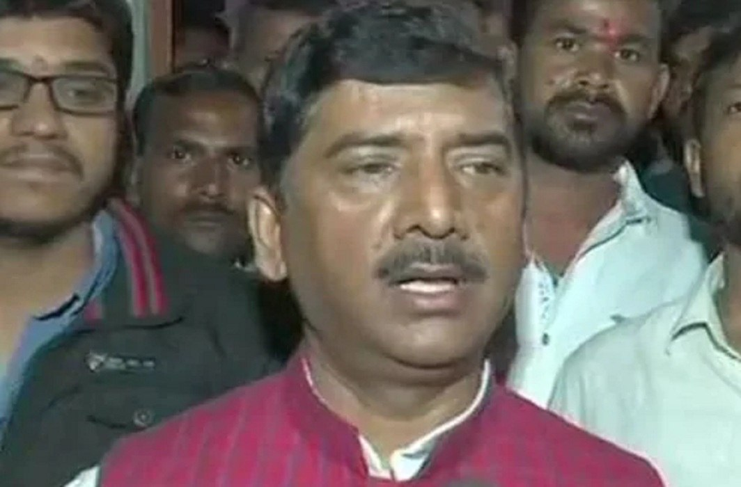 MP Sharad Tripathi