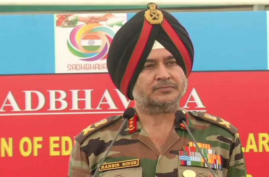 Army Chief Ranbeer singh