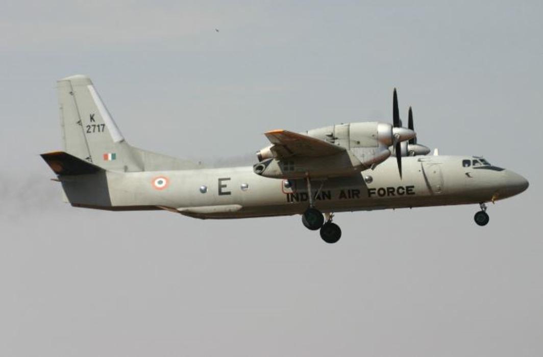 IAF AN-32 Aircraft