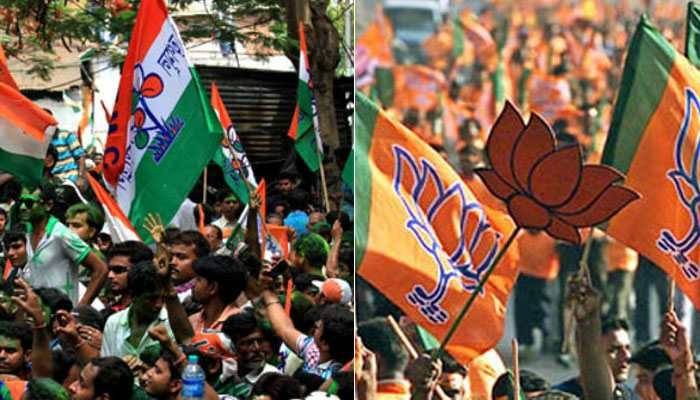TMC & BJP