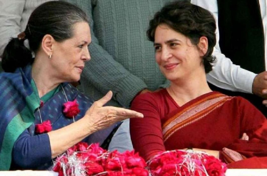 Sonia & Priyanka Gandhi