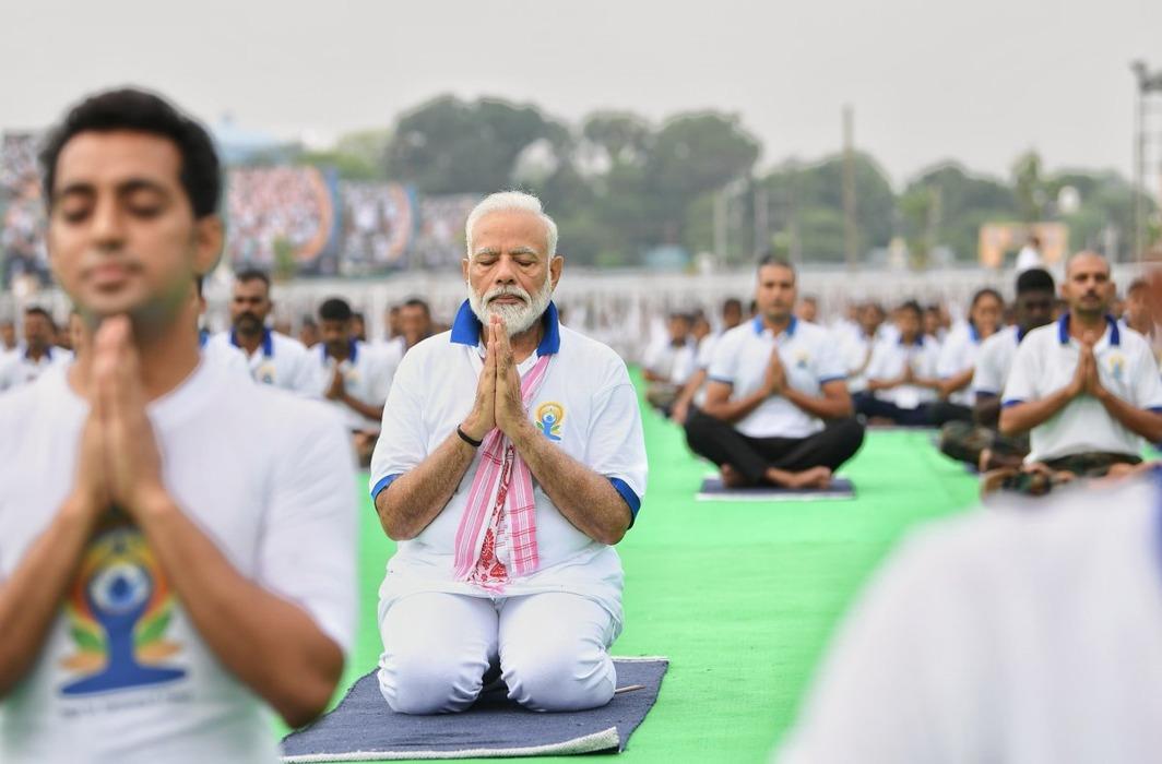 Narendra Modi in Ranchi