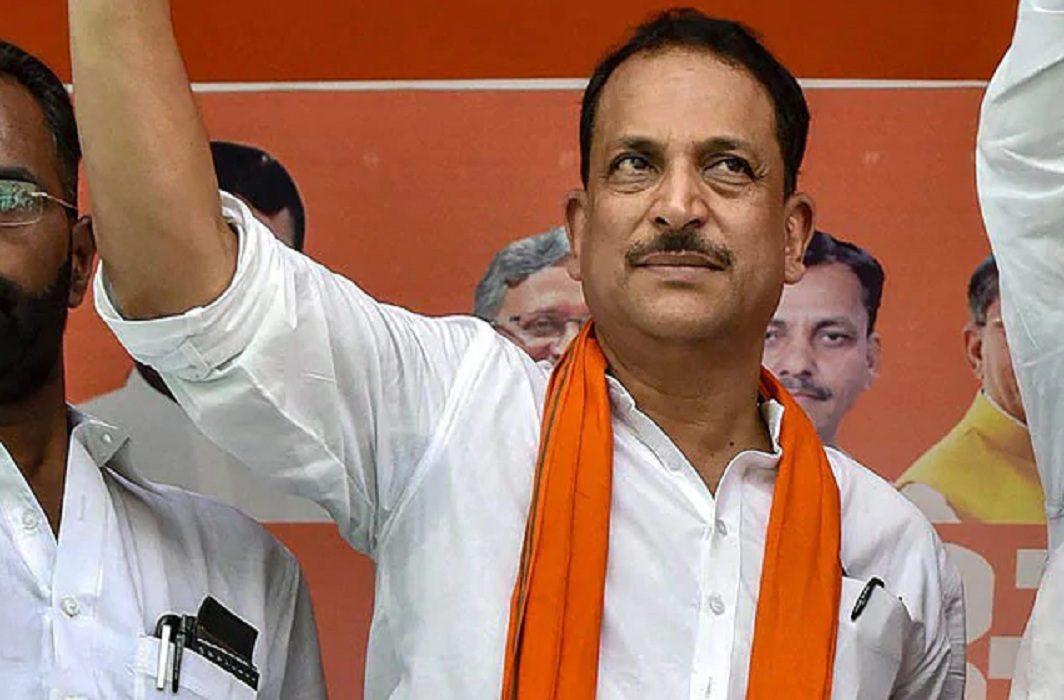 BJP MP Rajiv Pratap Rudy