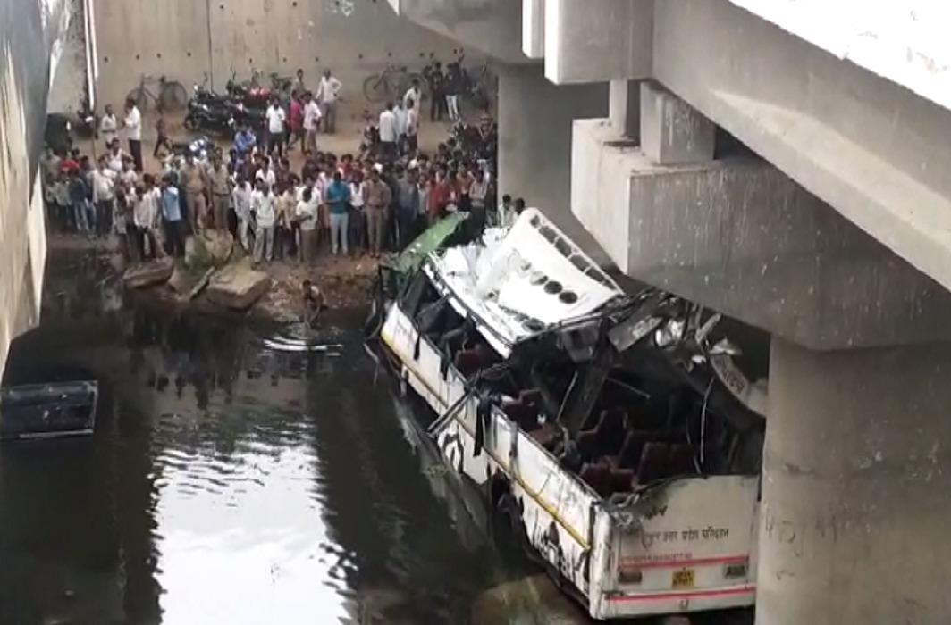 Agra Accident