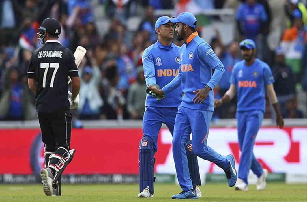 India New Zealand Match