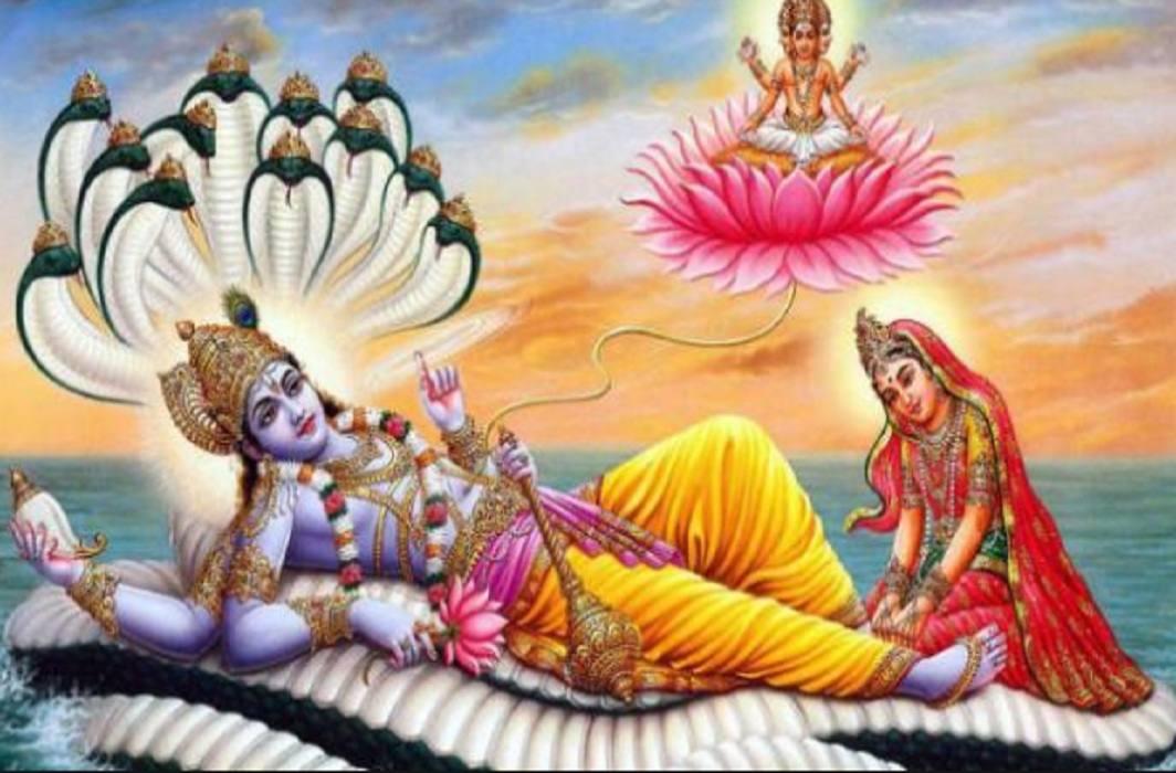 vishnu bhagwan