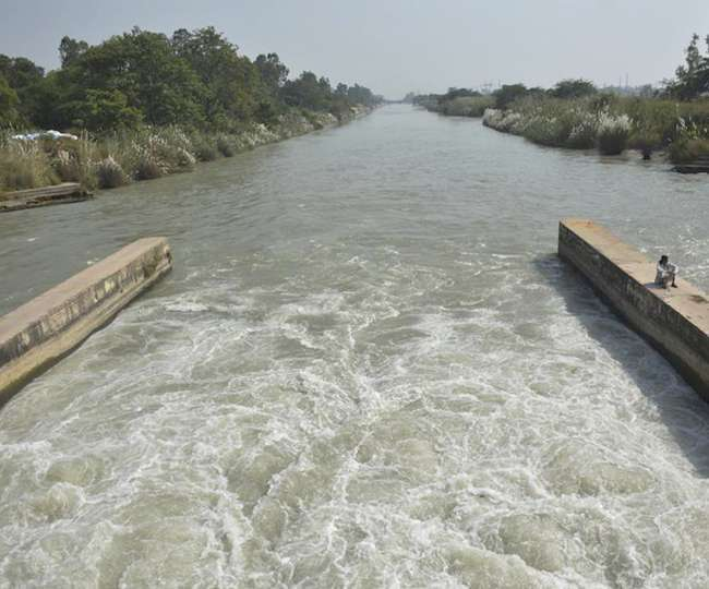 Koshi-Mechi-River
