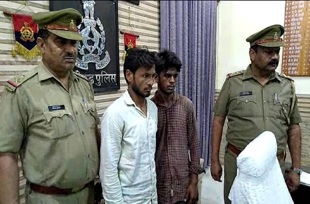 Aligarh police