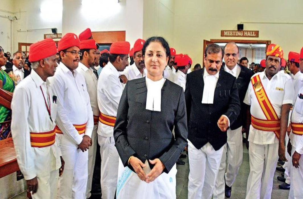 Justice Vijaya Tahilramani