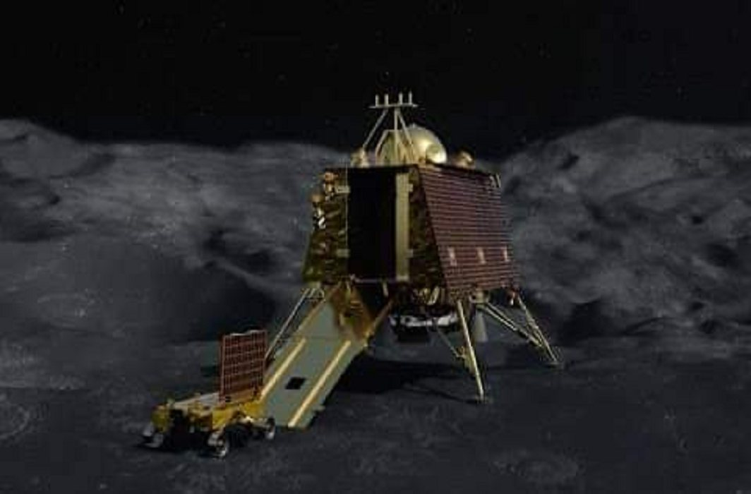 NASA to search for Vikram Lander