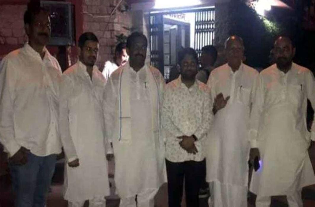 BSP Mla Rajasthan
