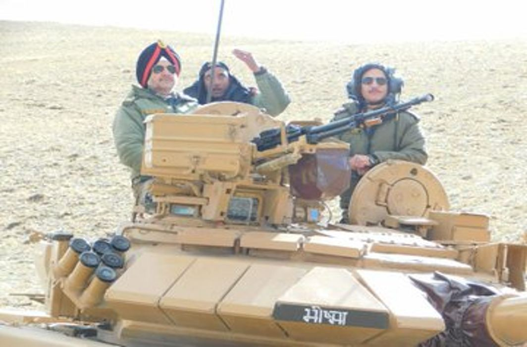 Indian Army and Air Force