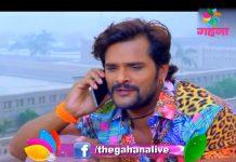 Bhospuri superstar Khesari Lal from Jekra