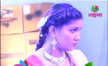 Haryana Singer Sapna Choudhary in the Bhojpuri cinema