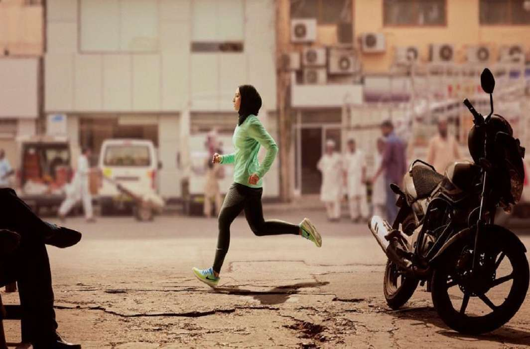 Nike, hijab and the sportswoman