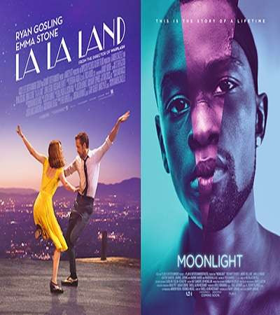 Though La La Land was the favourite, it was Moonlight which shone when the time came to announce the final prize in this year's Academy Awards
