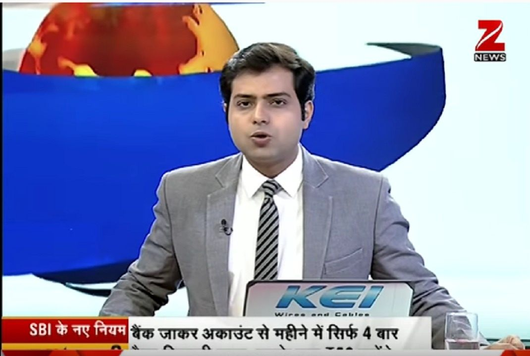 India's response to Pakistani firing at Line of Control top story on all channels