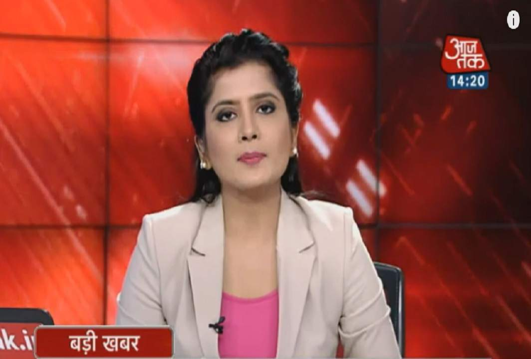 Best Anchor of the day 14 july 2017
