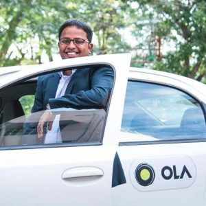 Anand Subramanium, business head of Olacabs