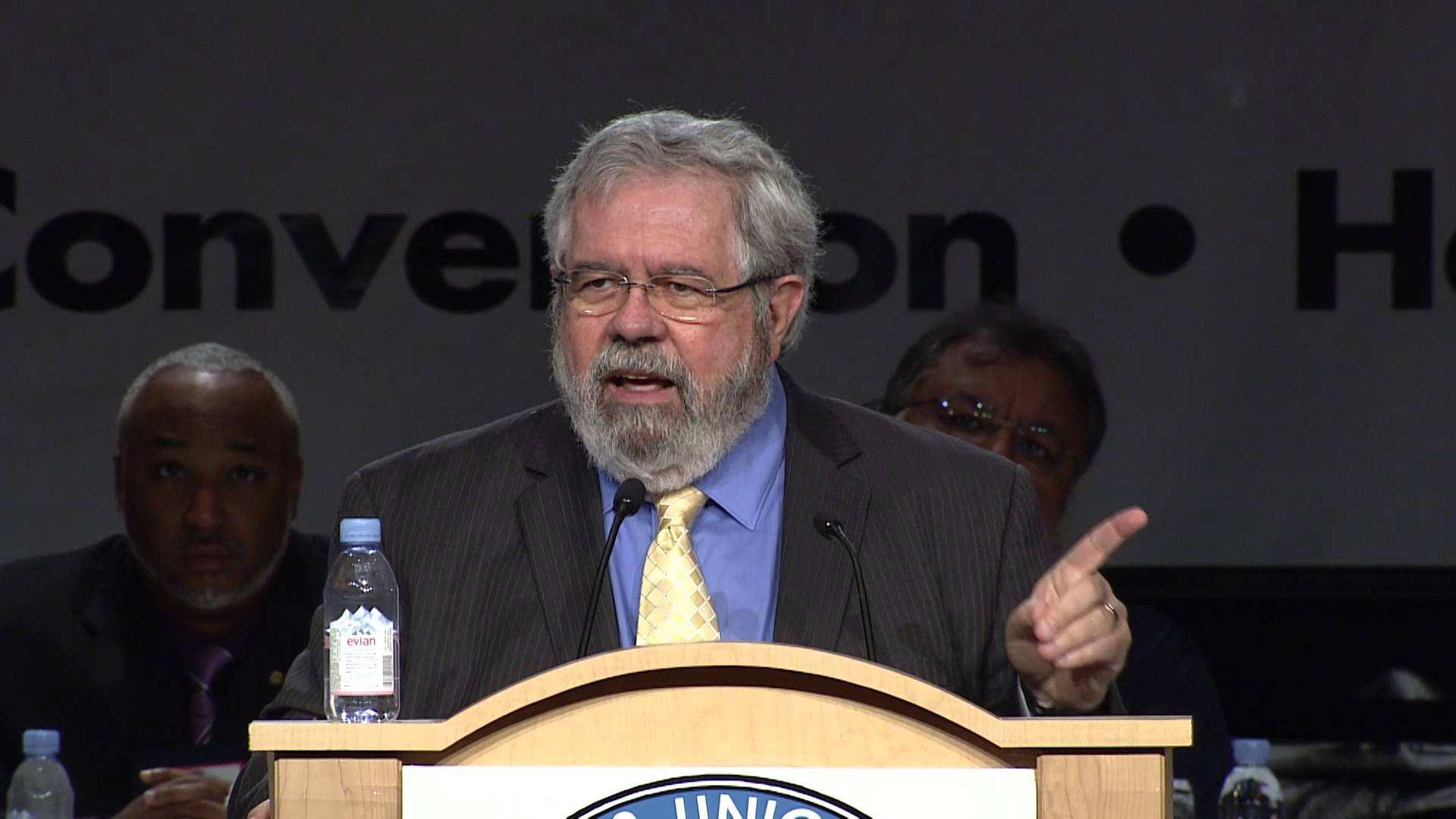 Reporter David Cay Johnston