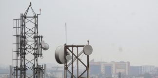 The apex court has ruled that the tax will be paid by service provider and not the owner of the land or building where the mobile tower is situated. Photo: UNI