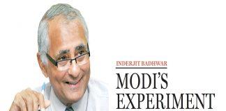 Editor-in-Chief Inderjit Badhwar