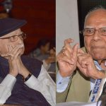 Jethmalani tells Advani, I will oppose you if you want to be president