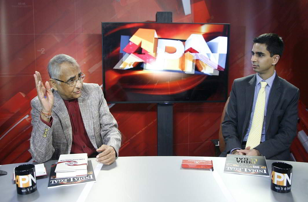 Interview of Chintan Chandrachud 3