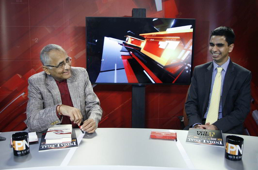 Interview of Chintan Chandrachud 2