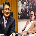 (L-R) Former Chief Justice of India RM Lodha, who recommended reforms to overhaul BCCI; Attorney General Mukul Rohatgi represented the centre