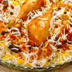 The rice biryani might have mercury and aluminium phosphide from tablets that are used as fumigants in rice bags and are poisonous. Photo: karimbiryani.com