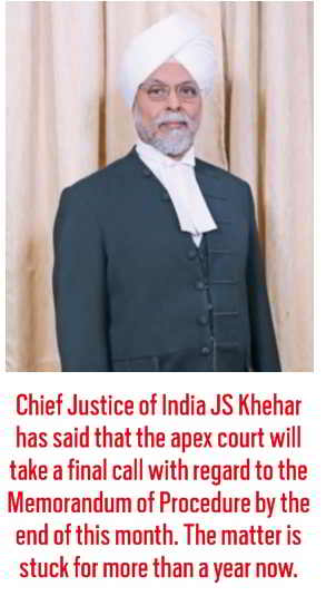 Chief Justice of India JS Khehar