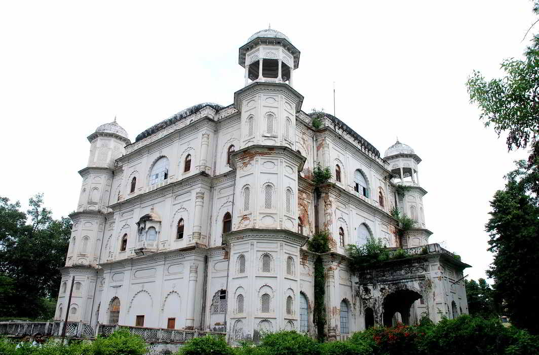 The Butler Palace in Lucknow is classified as Enemy Property. The Enemy Property Bill, stuck in Parliament, seeks to amend the existing Act