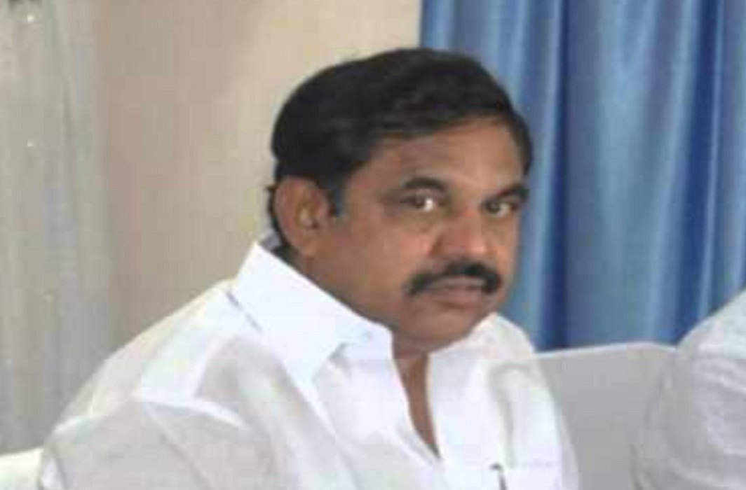 Edappadi K Palanisamy was named the elected leader of the AIADMK legislature party.