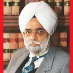 Senior advocate KTS Tulsi. Photo: indianbarassociation.org