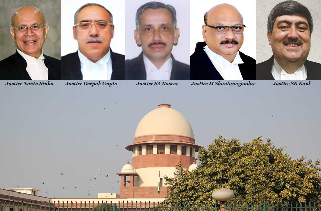 Supreme Court increases its bench strength to 28