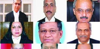 collage of judges