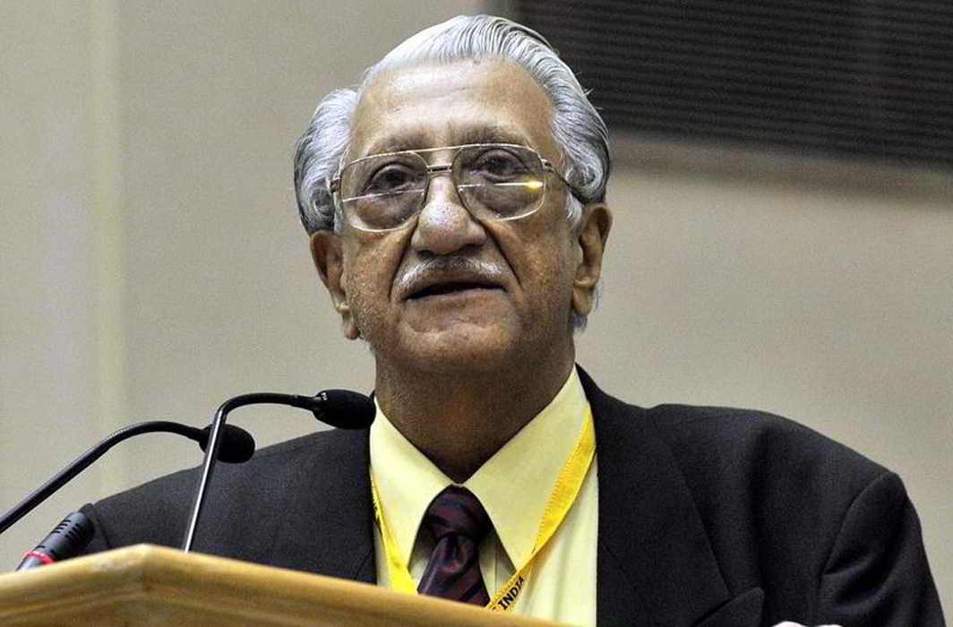 the late Anil B Divan