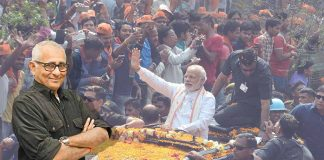 WHAT FUELLED MODI'S CHARIOT OF FIRE