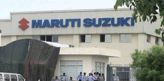 The Maruti Suzuki plant in Manesar. Photo: YouTube