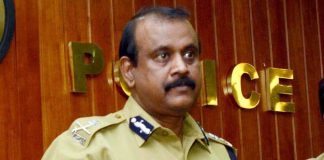 Kerala's former Director General of Police TP Senkumar. Photo: UNI