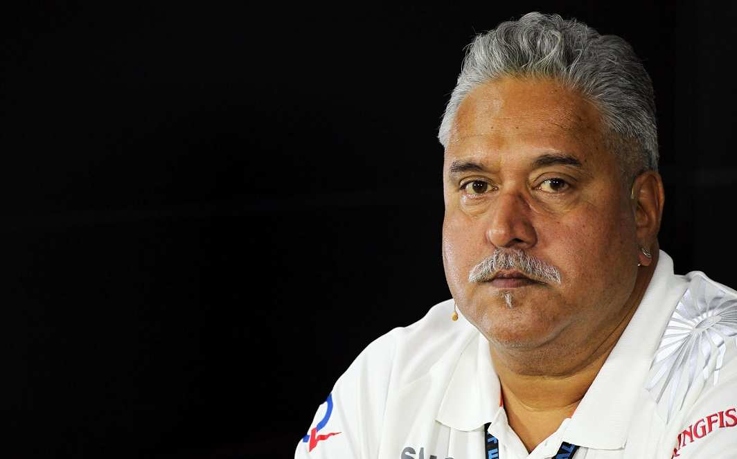 Vijay Mallya. Photo Force India
