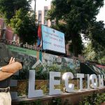 The Election Commission of India building in Delhi. Photo: Anil Shakya