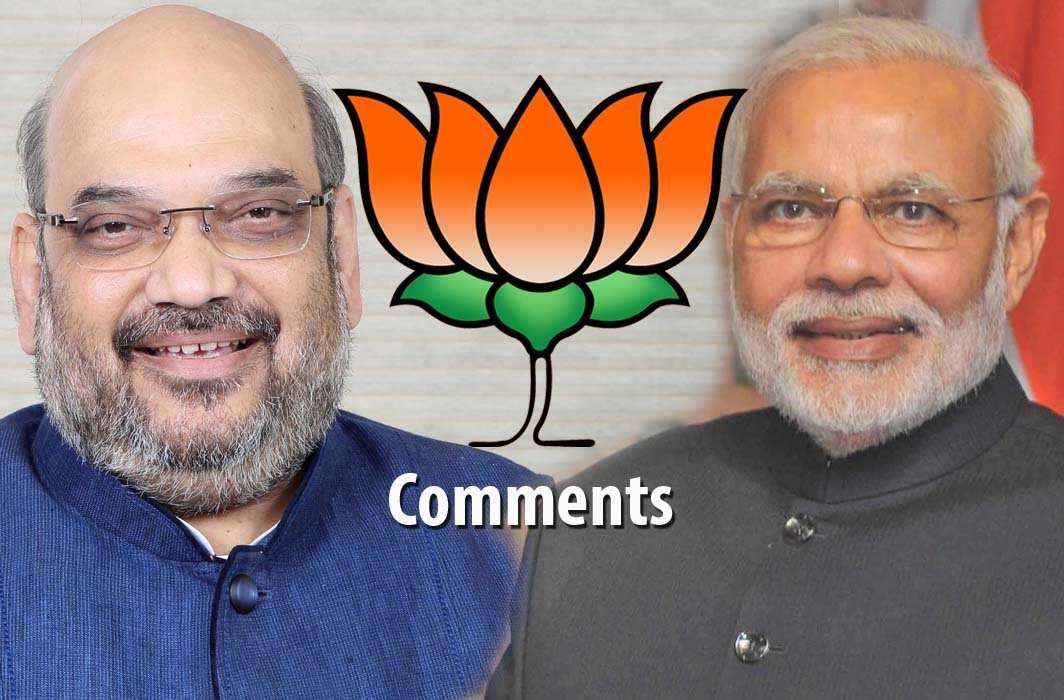Modi cool on mega win, congratulates Amarinder first