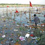 The Yamuna in Delhi is a sorry sight. Photo: Anil Shakya