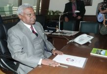 Former CBI director, Ranjit Sinha. Photo:PIB
