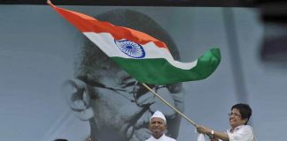 Social activist Anna Hazare has always batted for a robust Lokpal